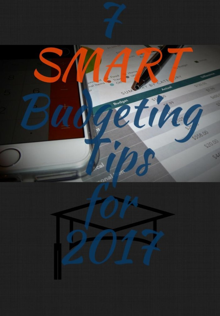 7 smart budgeting tips for 2017